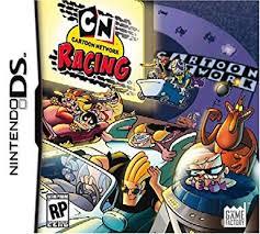 cartoon network racing game
