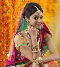hindu bridal makeup tutorial with detailed steps and pictures
