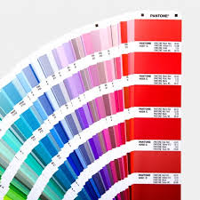 Pantone Textile Color Chart Online Pantone Color Chart Solid Coated Uncoated Gp1601a Book 2019 Edition