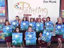 painting with a twist 19 photos 18 reviews art classes 2605 s cherry ln western hills ridglea ft worth tx phone number yelp
