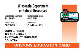 Course com™ Atv Wisconsin Official Safety Offroad-ed