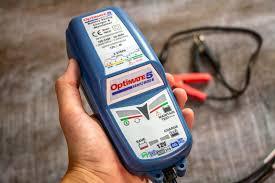 Обзор от покупателя на Зарядное <b>устройство OptiMate 5</b> 4А Start ...