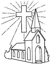 Small Picture 96 best Church colouring sheets images on Pinterest Coloring