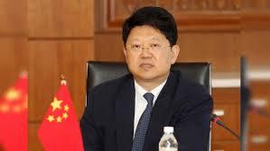 Image result for 中国驻马大使白天