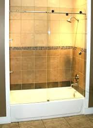 sliding glass bathtub door curved bathtub doors terrific sliding tub door decor with bathtub doors delta