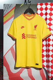 Liverpool FC 2021/22 Third Kit by Nike