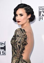 flappers hairstyles in the 1920s 1920s hair and makeup demi lovato at the amas