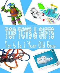 Best Toys & Gifts for 6 Year old Boys in 2013 - Top Picks for Christmas