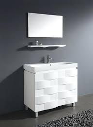 modern bathroom furniture cabinets. Modern Bathroom Cabinets Vanities Furniture Chic 5 Vanity Sleek White V