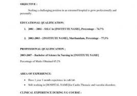 Resume For Models With No Experience Acting Resume Template 8 Free