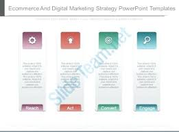 Digital Marketing Ppt Template Techsentinel Co