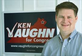 11th District Republican Candidate Vaughn Draws Bead on U.S. Debt |  news/fairfax | insidenova.com