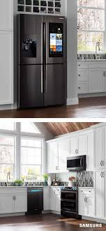 kitchen ideas white cabinets black appliances. House Appliances White Kitchen Floor Cabinets Black Ideas