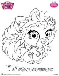 Small Picture Disneys Princess Palace Pets Free Coloring Pages and Printables