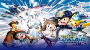 Pokemon Movie 8 Lucario Ki Toofani Shakti