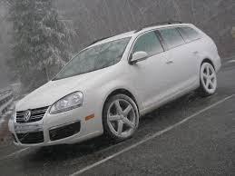 Driven: Volkswagen Jetta TDI Sportwagen. Achieved: 52.4 Mpg