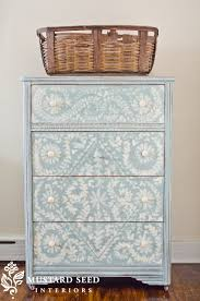 diy furniture makeovers. Hand Painted Drawers Makeover Diy Furniture Makeovers T