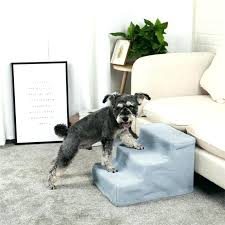 dog stairs for couch collapsible 3 steps ladder for small dog couch cats get on high