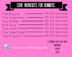 pictures of core workout video