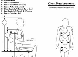 Wheelchair Size Chart Wheelchair Measurements Chart Measuring Guide Leg Lamp