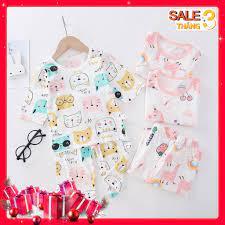 FREESHIP - CHỌN MẪU] Bộ cộc tay cho bé trai bé gái, quần áo trẻ em, thời  trang trẻ em Hàn Quốc cao cấp giá rẻ mã HD005 chính hãng 82,500đ