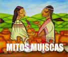 Los muiscas a la llegada de los espaoles por Rafael Bolvar