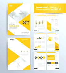 Free Company Report Construction Profile Template Caseyroberts Co