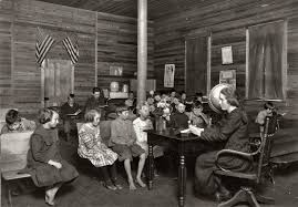 Living In One Room Living History One Room Schoolhouses School Outfitters Blog