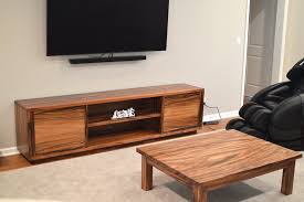 media console and coffee table