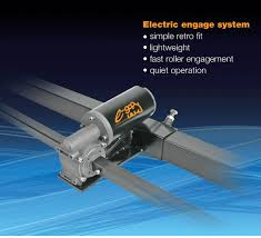 Mover System Electric Engage System Trailer Movers Remote Trailer