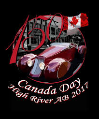 2017 Canada Day And Show Poster Samples River City Classics Car