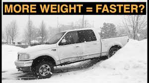 Can Adding Weight To Your Car Improve Acceleration? - YouTube