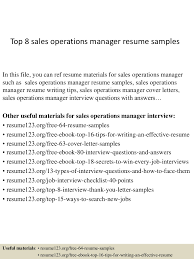 top soperationsmanagerresumesamples conversion gate thumbnail jpg cb