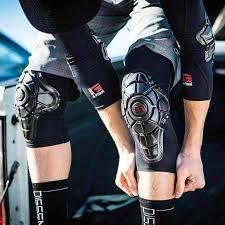 Knee Pads For Bike Skate Soccer Snow And Ski Pro X Knee
