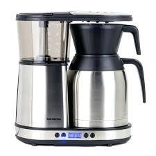 programmable coffee maker bonavita 8 cup glass carafe