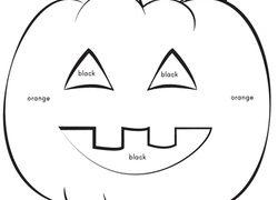 in addition  moreover  together with  together with  additionally  in addition  additionally 67 best Thanksgiving Halloween images on Pinterest   Fall likewise  besides  in addition Kindergarten Halloween Reading Worksheet Printable   Free. on halloween worksheets for kindergarten high frequency