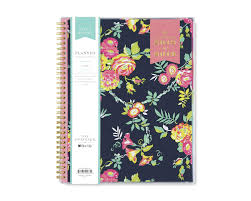 Day Designer Academic 2019 Details About Day Designer For Blue Sky 2018 2019 Academic Year Weekly Monthly Planner