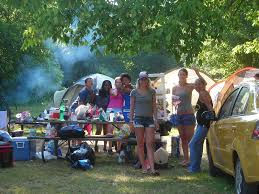 hookup campground