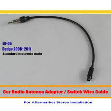 dodge radio wiring promotion shop for promotional dodge radio Dodge Radio Harness for dodge avenger caliber challenger charger durango car radio antenna adapter aftermarket stereo antenna wire radio harness 2013 dodge challenger