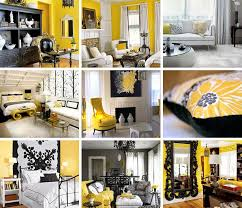Yellow Accessories For Living Room Tuesday Colour Inspiration Black White Grey Yellow Be Yellow Black