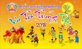 Đoàn luật sư TP Hà Nội tổ chức Tết trung thu cho các cháu thiếu nhi 2018.