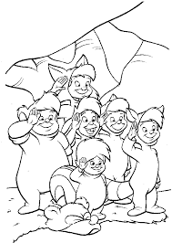Small Picture Kids Under 7 Peter Pan Coloring Pages
