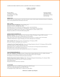 13 Chronological Resume Example Cio Resumed