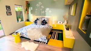 Small Bedroom Makeover Hgtv Bedroom Makeovers Bedroom Makeover Hgtv Ideas Stylish Girls