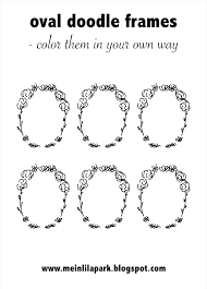 Small Picture Free Printable Photo Frames Coloring Page Coloring Page