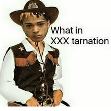 XXXTENTACION What in XXXTarnation Lyrics Genius Lyrics