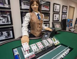 Hard Life Of The Poker Dealer Or Why The Croupier Is Always