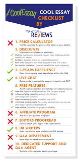 coolessay net review testimonials prices discounts checklist review of coolessay by topwritingreviews