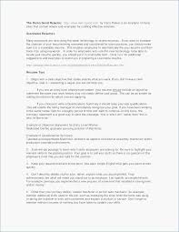 Example A Good Resume Unique Executive Resume Examples Good How To
