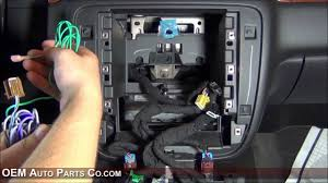 chevy tahoe wiring harness gm factory radio navigation gps system installation tahoe yukon gm factory radio navigation gps system installation
